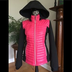 Halifax Traders Authentic black and pink  outwear